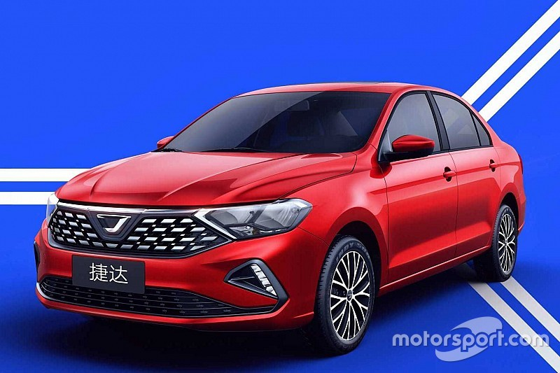 Volkswagen перетворив Jetta в окрему марку для Китаю