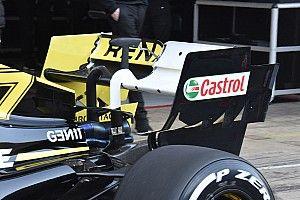 GALERÍA TÉCNICA: Las últimas actualizaciones de los F1 en el día 7 del test