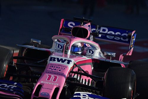 """Perez laments his """"really limited"""" F1 test mileage"""