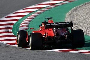 Ferrari SF90: una perdita d'acqua non ha tolto il sorriso a Vettel e Leclerc