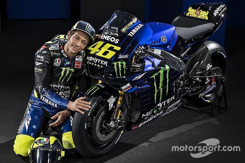 Oro de 46 quilates: la carrera de Valentino Rossi en MotoGP