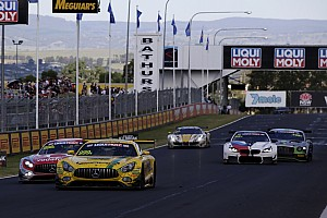 Entry list da record per Bathurst: 34 GT3 sul Mount Panorama