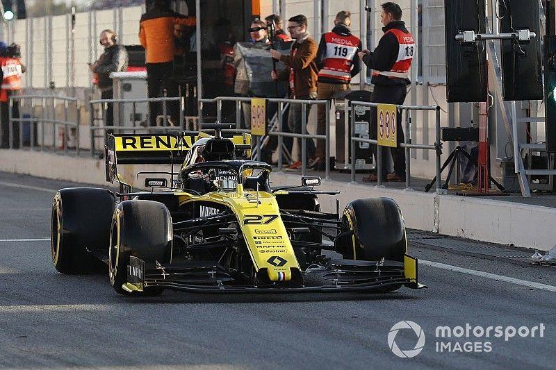 """Renault """"preocupada"""" por falta de progreso con reglas 2021"""