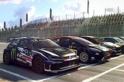 LIVE : Le World RX Esports avec Charles Leclerc à Abu Dhabi