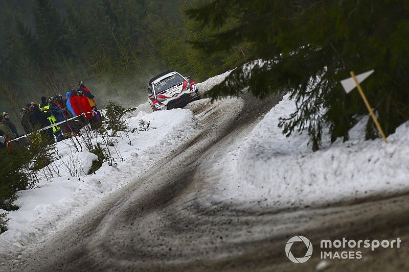 Décision reportée pour le Rallye de Suède, toujours menacé