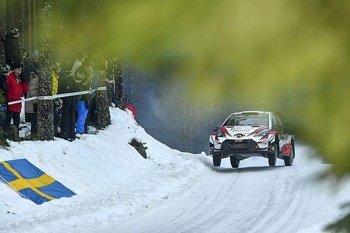 Rally de Suecia revela el nuevo recorrido