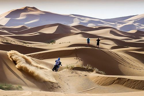 Merzouga Rally: Van Beveren extends lead as Metge blows engine