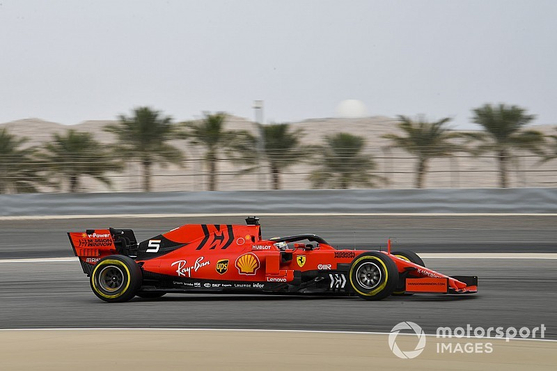 Ergebnis: Formel-1-Tests in Bahrain
