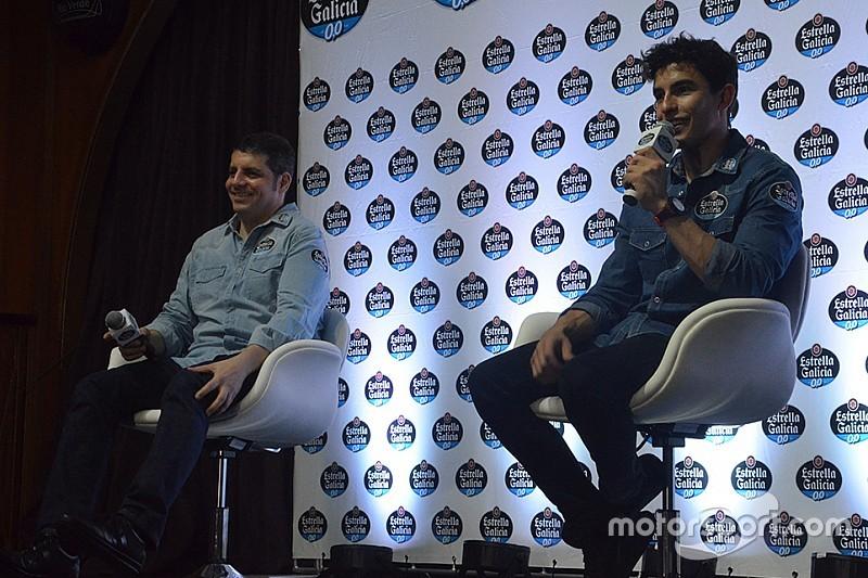 """Barros vê Márquez imbatível: """"se não machucar, é campeão de novo"""""""