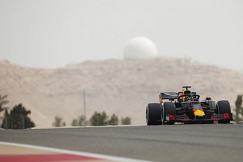 "RB15-test imponeerde Red Bull-junior Ticktum: ""Ik moest veel in me opnemen"""