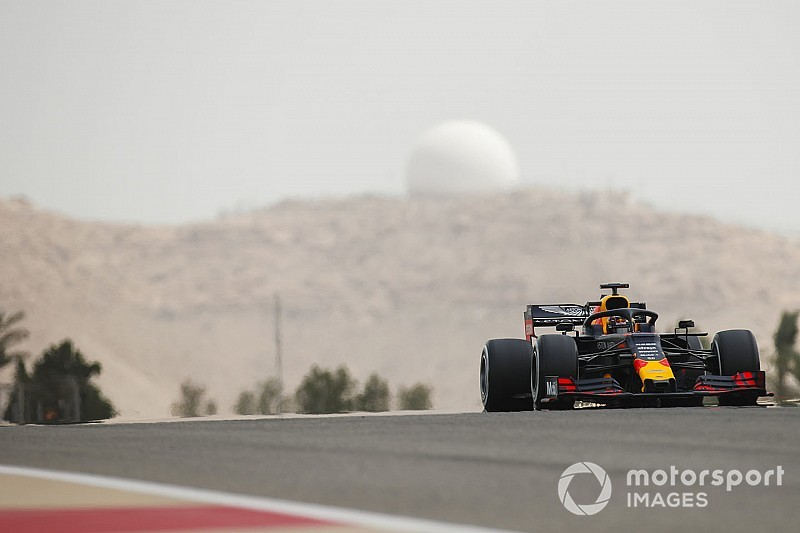 "RB15-test imponeerde Red Bull-junior Ticktum: ""Ik moest veel in me opnemen"""