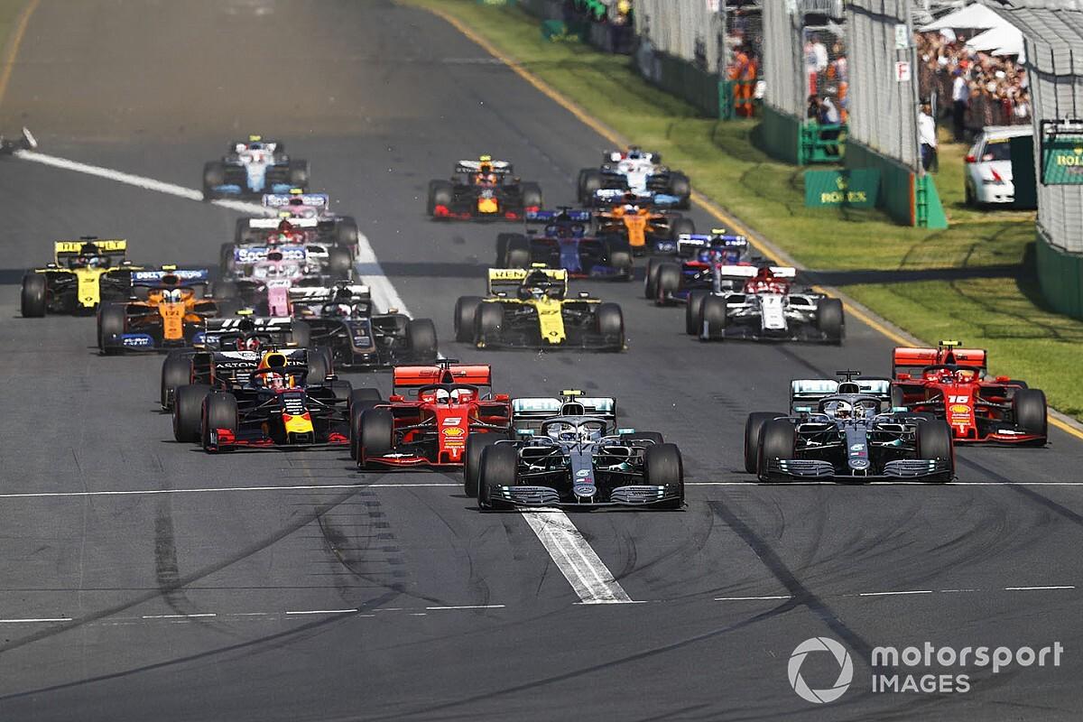 Voorspel de uitslag van de GP van Australië en win mooie prijzen