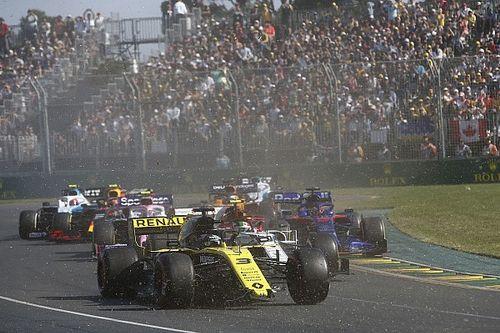Ricciardo vaticina caos cuando la F1 2020 comience
