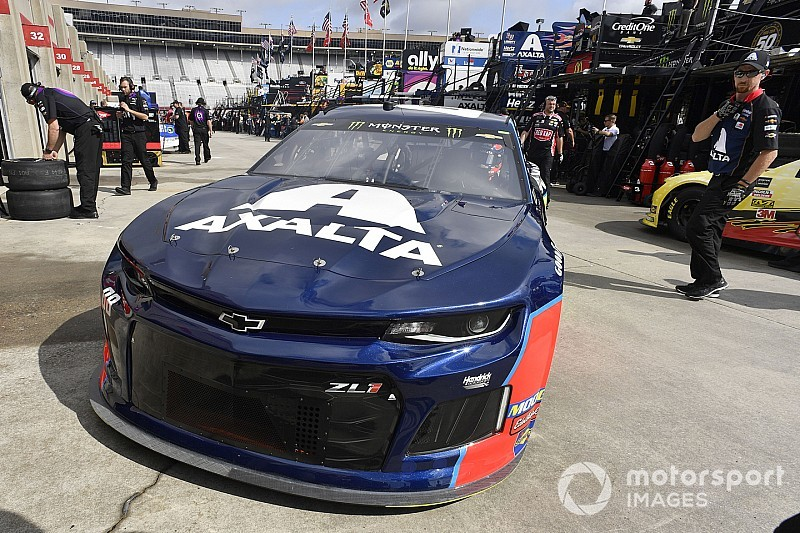 "Alex Bowman frustrated HMS ""is off of where we need to be"""