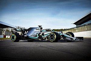 Технический анализ: что мы узнали о Mercedes W10