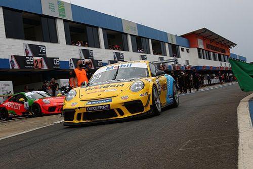 Porsche: P2 em Interlagos e vitória de Enzo Elias no domingo motivam equipe Farben na Endurance