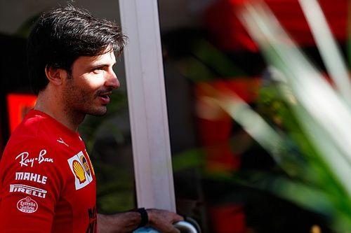 """Sainz """"decepcionado"""" por el capítulo de Netflix relacionado a Ferrari"""