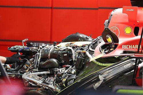 Ferrari: si sperimentano ad Austin soluzioni 2022
