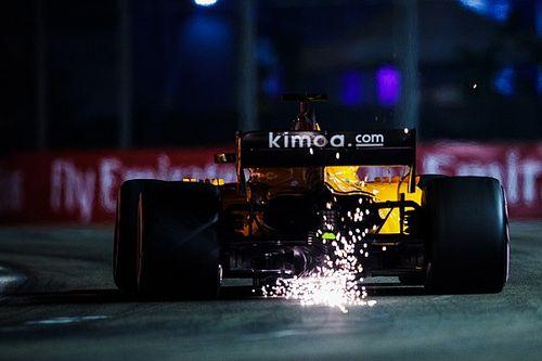 Alonso 'gaat voor plek zeven of beter' in GP van Singapore