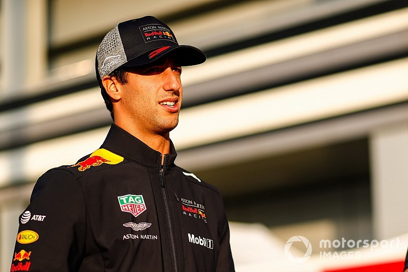 Blocking Sainz deal cost Red Bull Ricciardo - Abiteboul