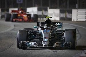 Formel 1 Singapur 2018: Das Rennen im Formel-1-Liveticker