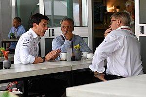 Brawn: Formula 1'de fark yaratan şey motorlar değil, pilotlar olmalı