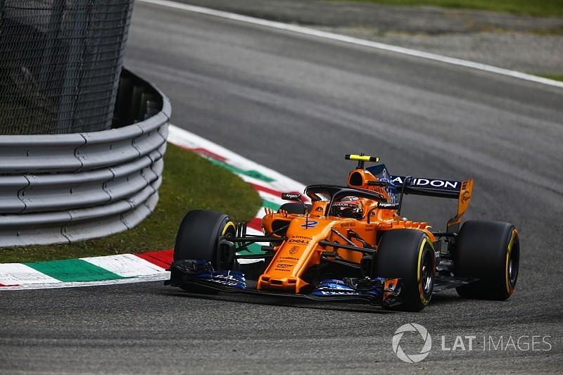 Vandoorne: Beklediğimiz gibi McLaren için zor bir hafta sonu olacak