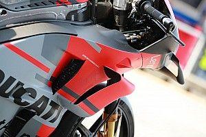 Ducati : La chute de Pirro aurait été évitée avec plus d'aérodynamique