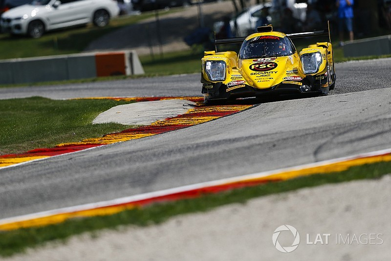 JDC-Miller in pole position a Road America con Robert Alon