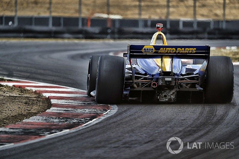 """Andretti, Penske drivers on """"different setup islands"""" within teams"""