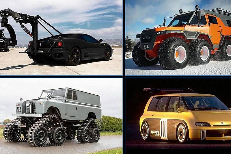 Los diez coches más bestias
