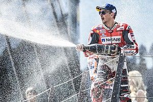 Jorge Lorenzo: Wäre gerne länger bei Ducati geblieben