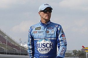 "Kevin Harvick: ""I'm just enjoying every moment"""