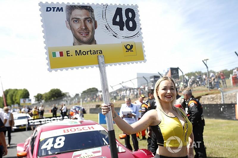 Fotostrecke: Die Schweizer Mortara und Müller in der DTM auf dem Brands Hatch