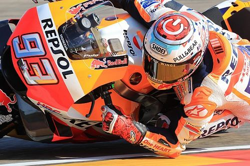 Volledige uitslag MotoGP Gand Prix van Aragon