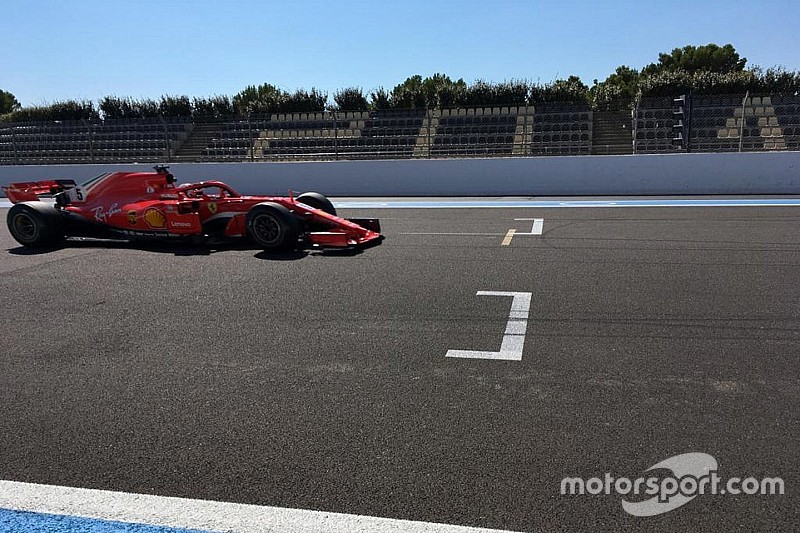Test Pirelli: Vettel e Bottas hanno deliberato le costruzioni delle gomme 2019