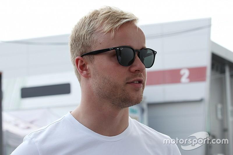 Rosenqvist impresses Ganassi team at Barber test