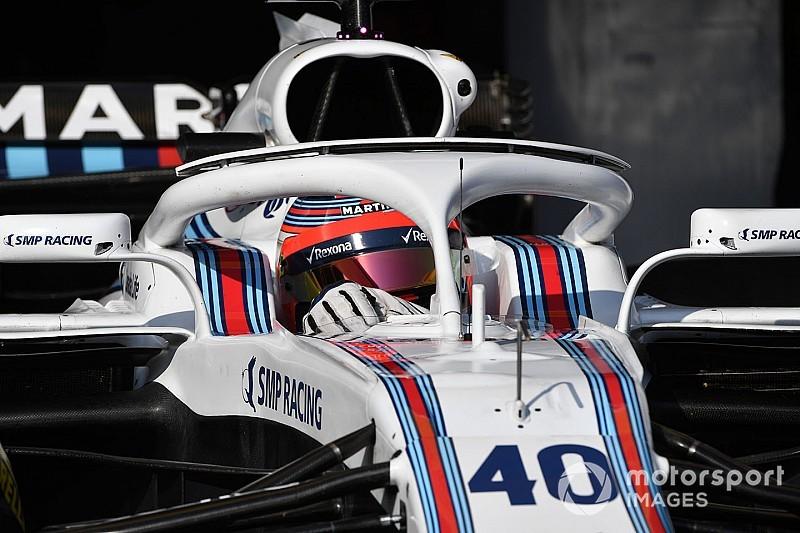 Кубица начнет подготовку к 2019 году c первой тренировки Гран При Абу-Даби