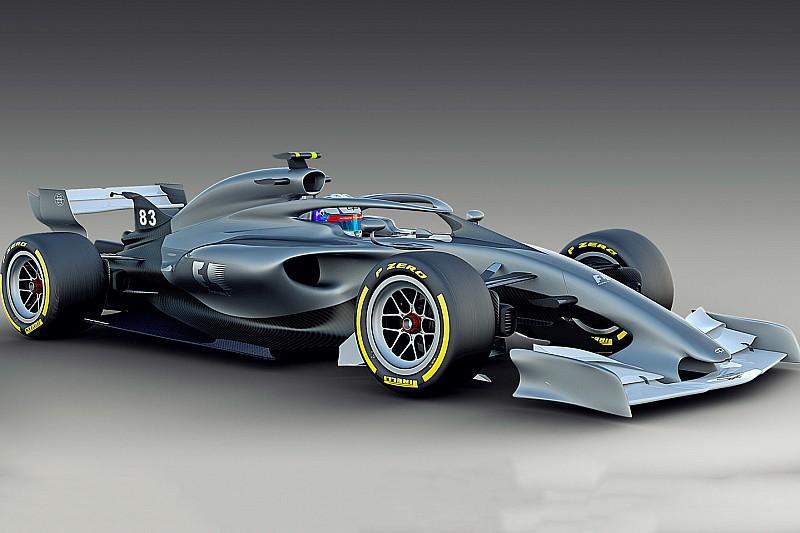 Nagyon látványos 2021-es F1-es koncepciók
