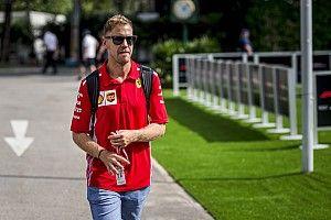 "Sebastian Vettel: ""Ich bin selbst mein größter Gegner"""