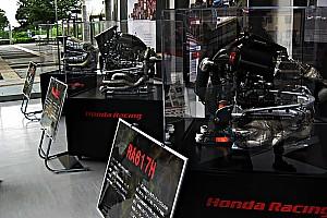 ホンダPUの生まれ故郷さくら市で、PU展示イベント&日本GP観戦イベント開催
