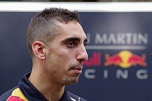 Buemi sufrió un fuerte choque en Silverstone en test de Pirelli