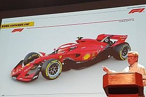 Ross Brawn erklärt: Das steckt hinter seiner F1-Vision 2021