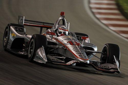 Power supera Dixon e vence em Gateway; Fittipaldi é 11º