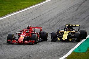 Sainz: Vettel'e çok büyük saygı duyuyorum