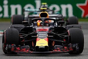 Verstappen sigue disconforme con su sanción en el GP de Italia