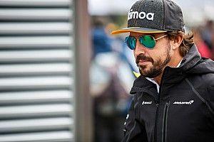 """Alonso: """"Kazanmak istiyorum, ama F1'e yarışmayı sevdiğim için dönüyorum"""""""