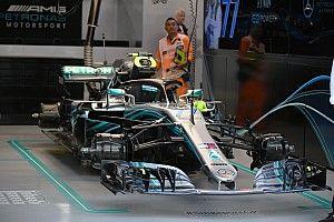 ANÁLISE: A novidade que melhorou a Mercedes em Singapura