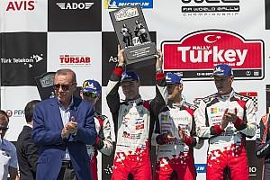 Resmi: Türkiye Rallisi 2019 WRC takviminde!
