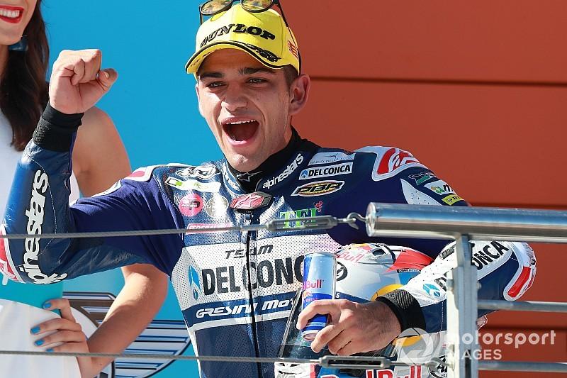 Mondiale Moto3 2018: Martin sfrutta il ko di Bezzecchi e vola a +26